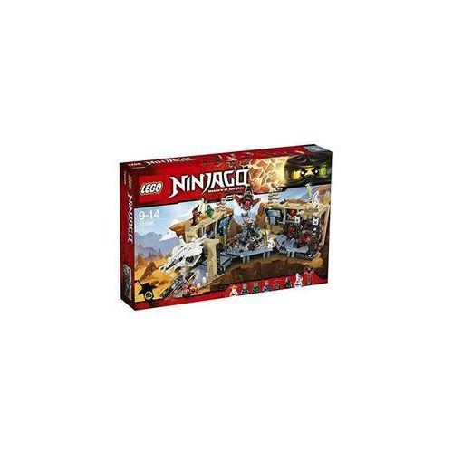Ninjago - Akcja w jaskin i Samuraja X (5702015643481)