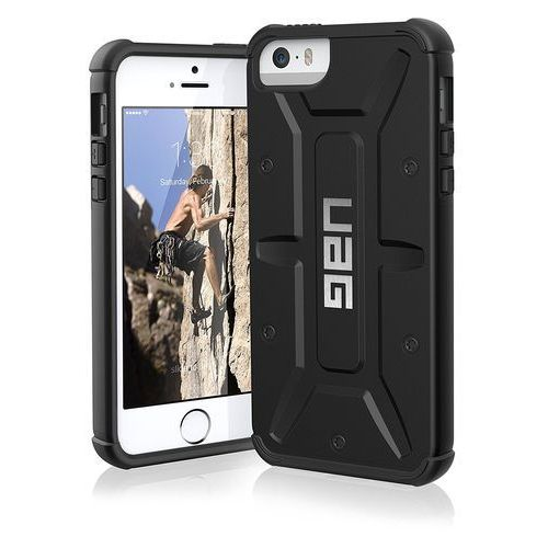 Urban armor gear uag pathfinder etui ochronne iphone se / 5s / 5 (black)