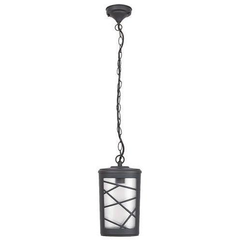 Lampa wisząca Rabalux Pescara 8743 zewnętrzna 1x60W E27 IP44 czarna (5998250387437)