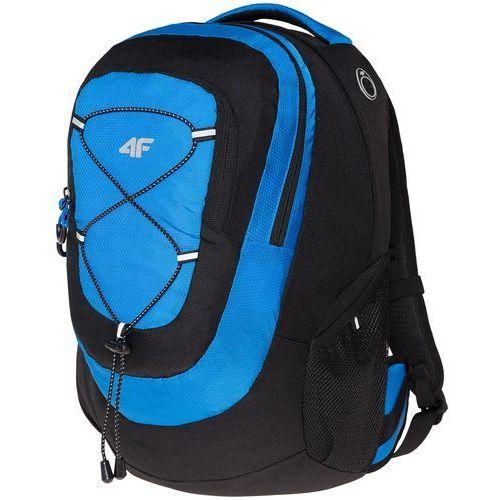 4f Plecak miejski pcu015 - niebieski (5901965843563)