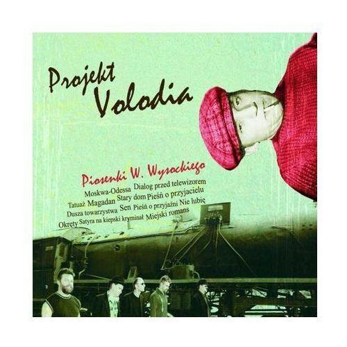 Projekt volodia marki Agencja artystyczna mtj