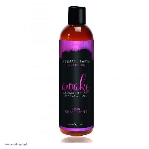 Intimate Earth - Awake Aromatherapy Massage Oil 120 ml, 4605700
