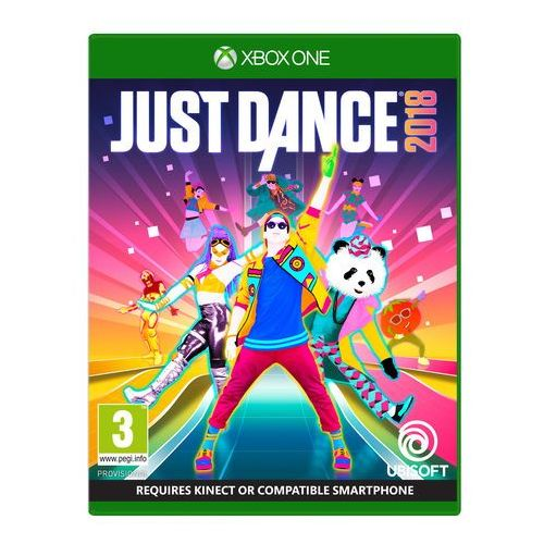 Just Dance 2018 (Xbox One)