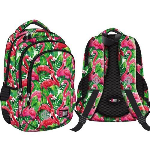 Plecak St.Right BP-26 Flamingo Pink & Green (5903235619410)