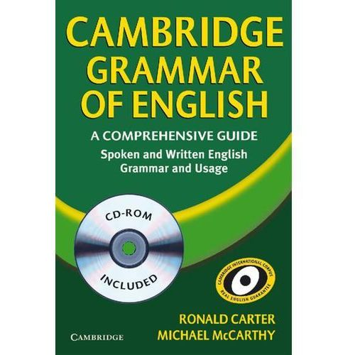 Cambridge Grammar of English with CD-ROM, Paperback (9780521674393)