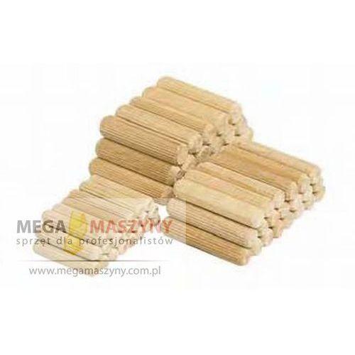 WOLFCRAFT Kołki drewniane długie 40 szt średnica 8 x 40 mm, towar z kategorii: Pozostałe akcesoria do narzędzi