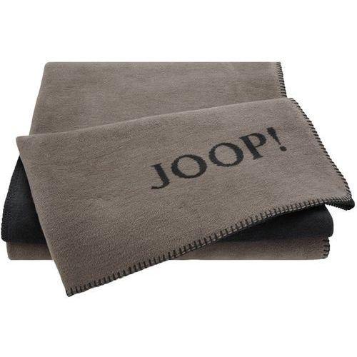 koc uni-doubleface 150x200 cm, ciemnoszary marki Joop!