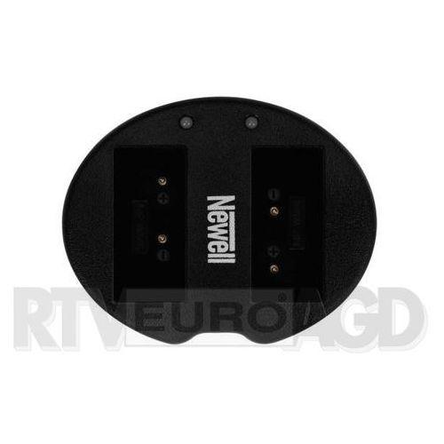 Newell Ładowarka dwukanałowa SDC-USB do akumulatorów NP-W126 (5901891107968)
