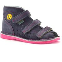 Dziecięce buty profilaktyczne t105e/115e wrzos marki Danielki