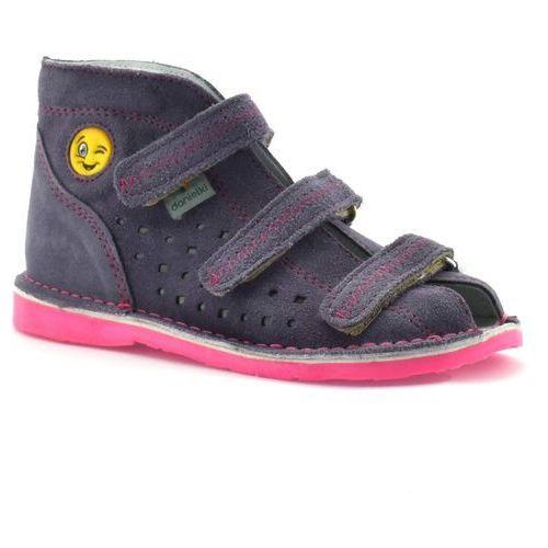 Danielki Dziecięce buty profilaktyczne t105e/115e wrzos