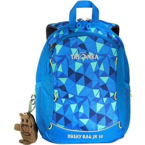 Tatonka husky 10 plecak dzieci niebieski 2018 plecaki szkolne i turystyczne (4013236001587)