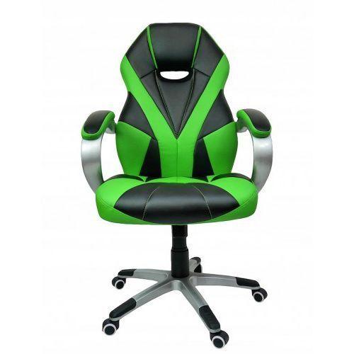 Zenga.pl Fotel do biurka komputera gamingowy gtr