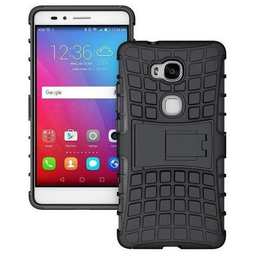 Perfect Armor Czarny | Pancerna obudowa etui dla Huawei Nova - Czarny