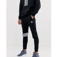 Adidas Training ID Terry joggers in black - Black, w 3 rozmiarach