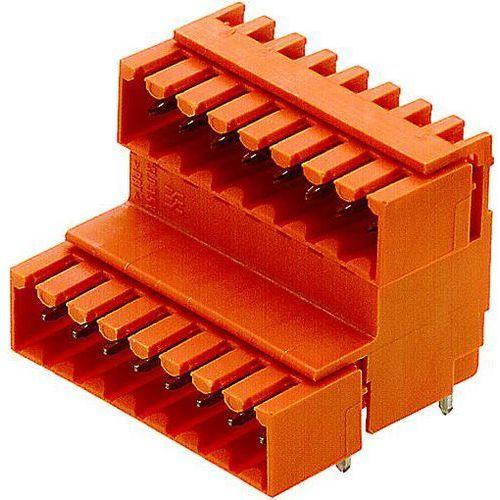 Listwa złączy męskich do wbudowania (standardowa) Ilośc pinów 10 Weidmueller 1866770000 Raster: 3.50 mm 50 szt. (4032248437252)