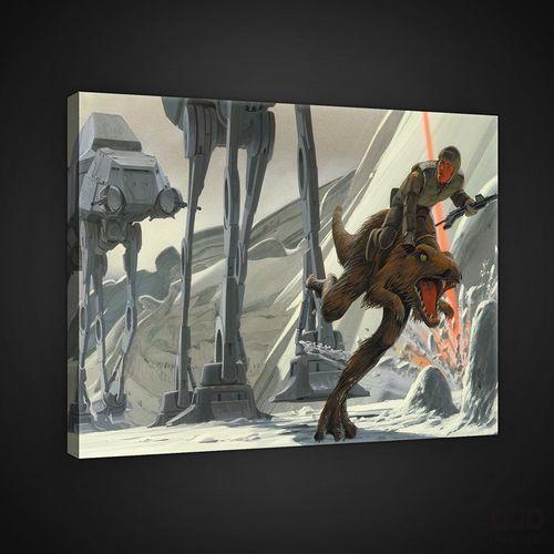 Consalnet Obraz at-at walka -star wars (episode 5) ppd1151o4