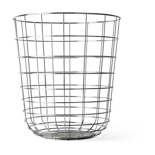 Kosz druciany Menu Wire Bin chrome, 9000039