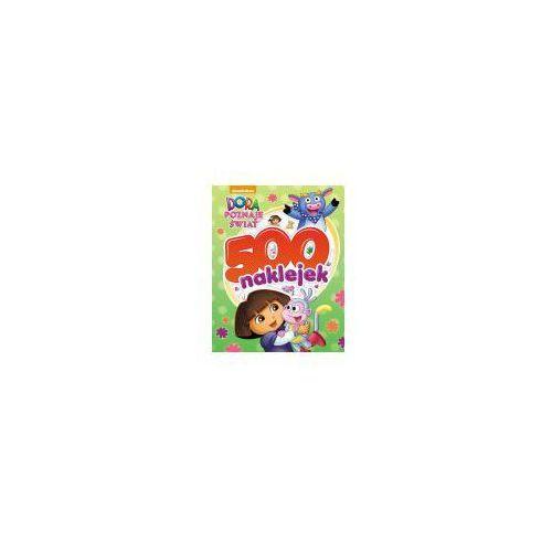 Dora poznaje świat. 500 naklejek, Ameet - OKAZJE