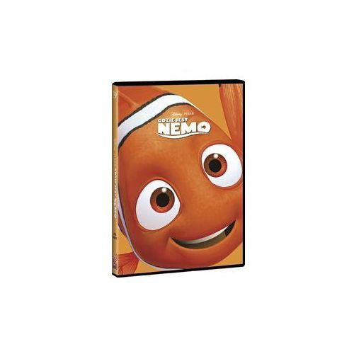 Gdzie jest Nemo? [DVD] (7321917501255)