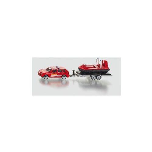 Siku, samochód + przyczepa z poduszkowcem - trefl marki Sieper siku