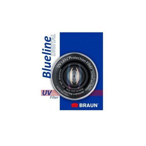Filtr uv blueline (52 mm) marki Braun
