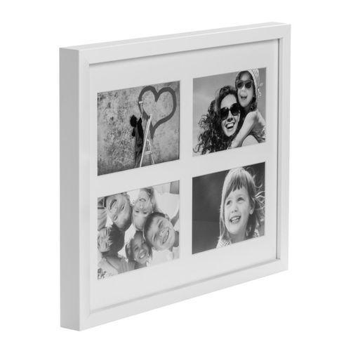 Galeria na zdjęcia Simple 4 x (10 x 15 cm) biała, FG28361630M008