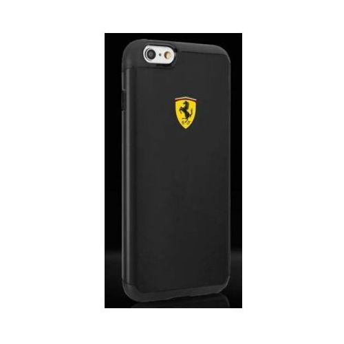 Futerał Ferrari Hardcase Shockproof Apple iPhone 6 / 6S czarny