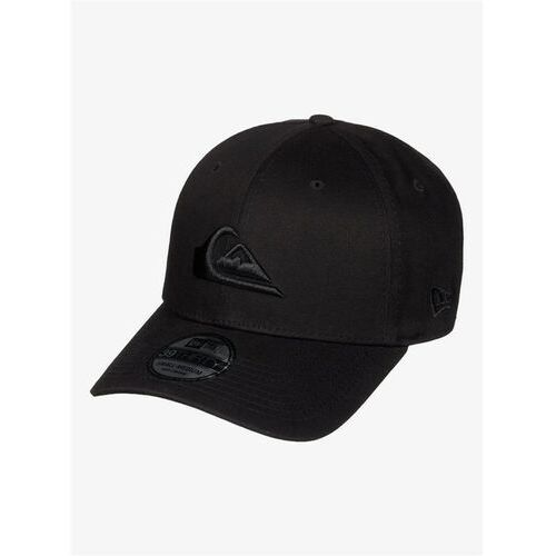 czapka z daszkiem QUIKSILVER - Mountain & Wave Black Black (KVJ0) rozmiar: S/M, kolor czarny