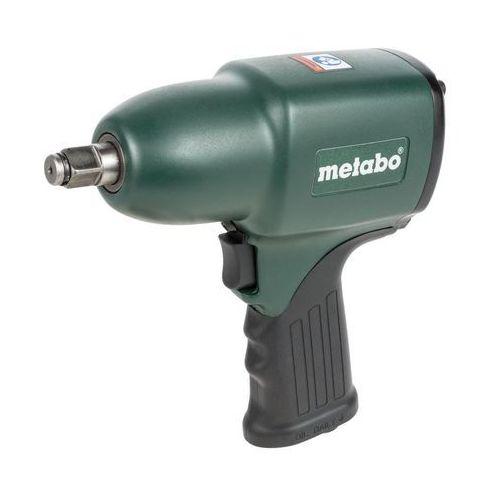 """Udarowy klucz pneumatyczny 1/2"""" 360 Nm DSSW 360 Set METABO (4007430228987)"""