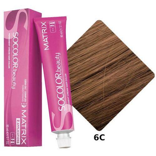 Matrix Socolor.Beauty | Trwała farba do włosów 6C 90ml (3474630337398)