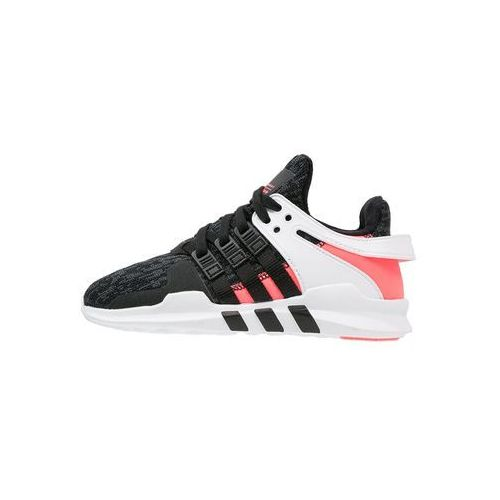 adidas Originals EQUIPMENT SUPPORT ADV Tenisówki i Trampki core black/turbo (4057283910287)