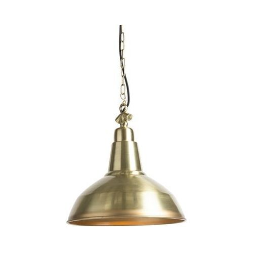 Qazqa Zestaw 2 lamp wiszących w stylu art deco złoty / mosiądz - goliath duży