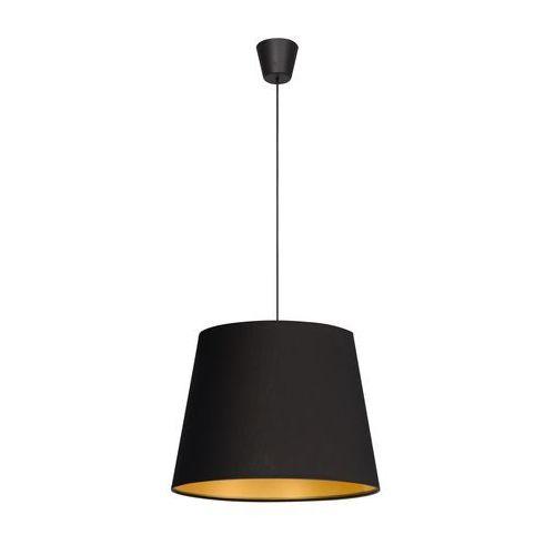 Lampa wisząca Legio A 627/A - Lampex - Sprawdź kupon rabatowy w koszyku, kolor Czarny