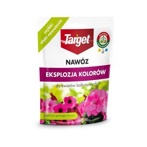Nawóz do roślin balkonowych eksplozja kolorów 150 g marki Target
