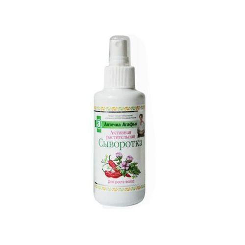 RECEPTURA BABCI AGAFII aktywne serum na porost włosów, na bazie 7 ziół, 150 ml (4607040313617)