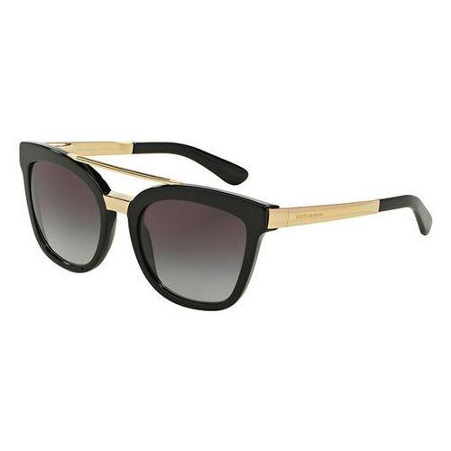 Dolce & gabbana Okulary słoneczne dg4269f asian fit 501/8g