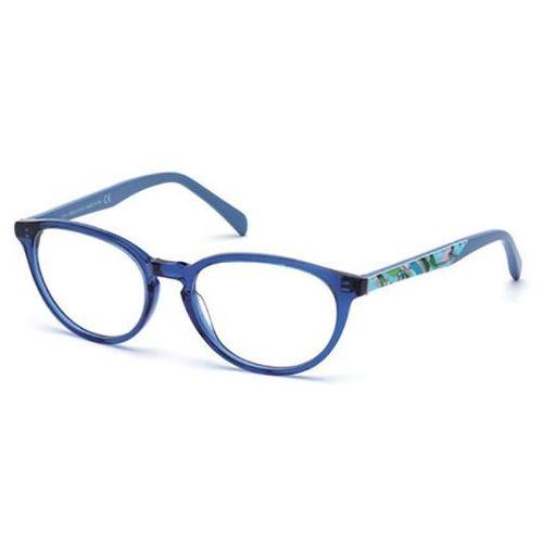 Emilio pucci Okulary korekcyjne ep5001 089