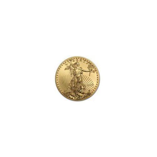 1 uncja Amerykański Złoty Orzeł - Złota Moneta Rocznik 2017 - Dostawa Natychmiastowa