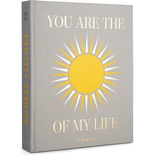 Printworks Album na zdjęcia you are the sunshine duży