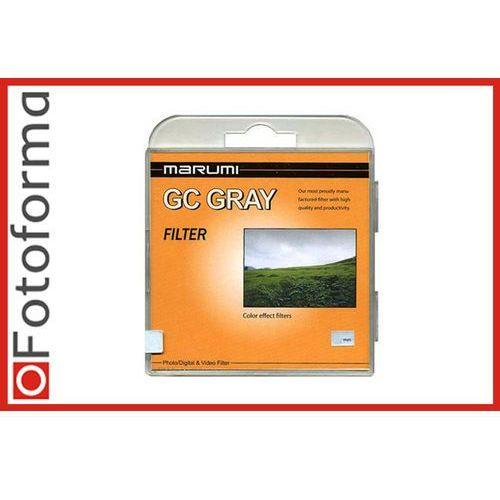 filtr szary połówkowy gc gray 67 mm, marki Marumi