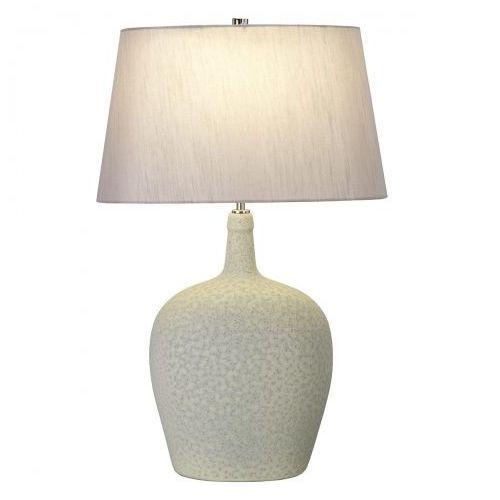 Lambeth nocna lambeth/tl 68cm ceramika-szałwiowy-srebrny marki Elstead