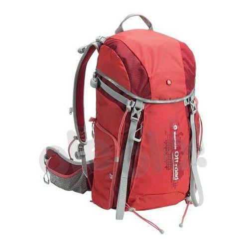Manfrotto Off road Hiker 30L (czerwony) - produkt w magazynie - szybka wysyłka!