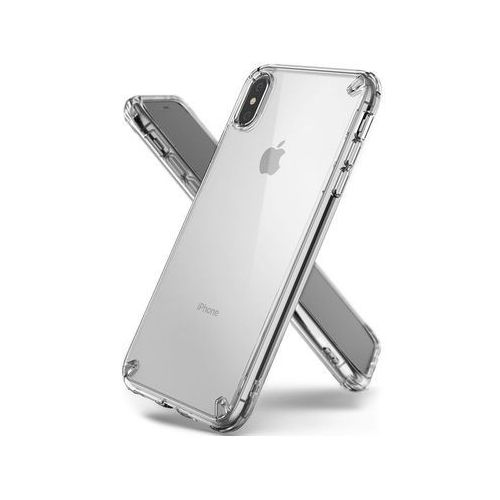 Etui Ringke Fusion Apple iPhone XS Max clear - Przezroczysty (8809628563537)