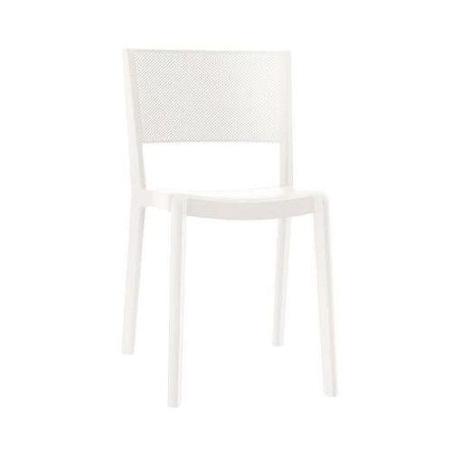 Krzesło spot - biały marki Resol