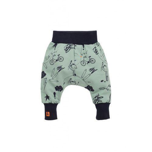 Spodnie dresowe niemowlęce 5M35AS