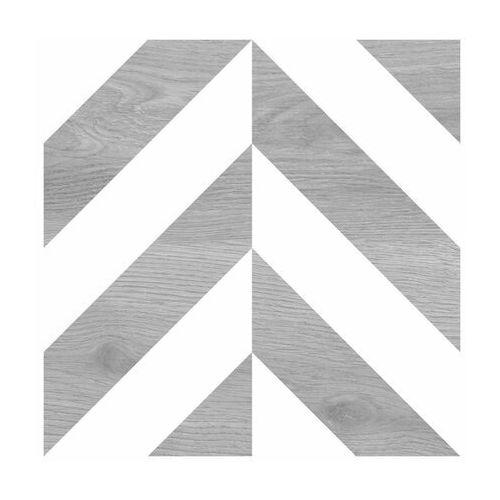 Gres szkliwiony LAREDO BANDA GRIS 25 X 25 KEROS (8432597149411)