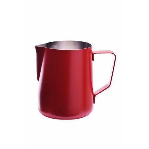 JOE FREX Dzbanek do spienienia mleka 0,6 L czerwony (4260150976785)