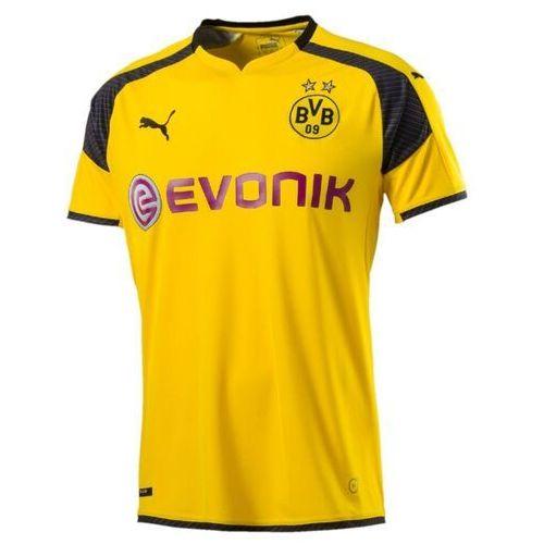 Koszulka Borussia Dortmund Liga Mistrzów 2016/17 (Puma) z kategorii Pozostała odzież sportowa