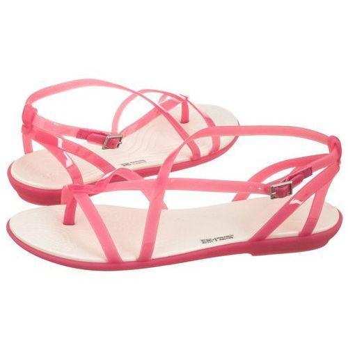 Sandały isabella gladiator sandal w paradise pink 204914-6ns (cr144-c), Crocs
