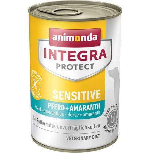 Animonda Integra Protect Sensitive dla psa Konina z amarantusem 400g